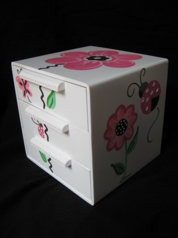 Jewelry Box  Berry Garden Design