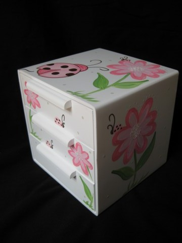 Jewelry Box  Lucy Design