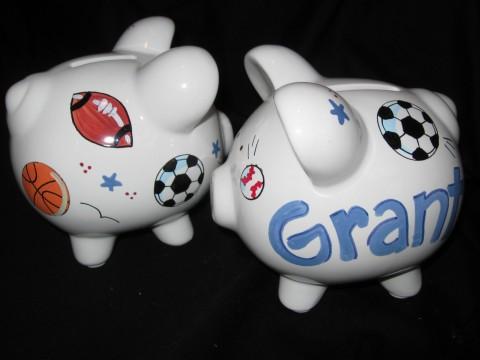 Piggy Bank Sports