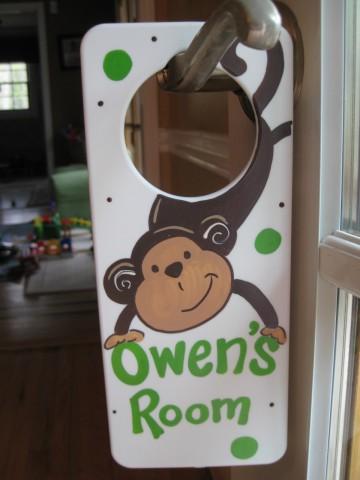 Door Hanger Mod Monkey