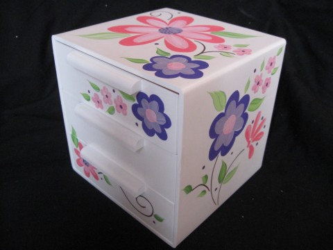 Jewelry Box  Bow Holder Chloe