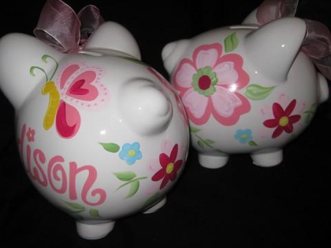 Piggy Bank Trivoli Garden