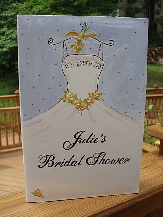 Bridal Photo Album Dress Design