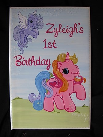 Photo Album Little Pony