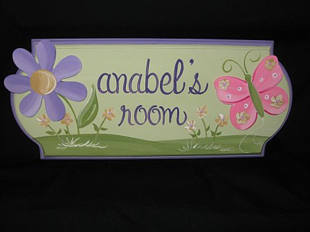 Door Sign Aster Design
