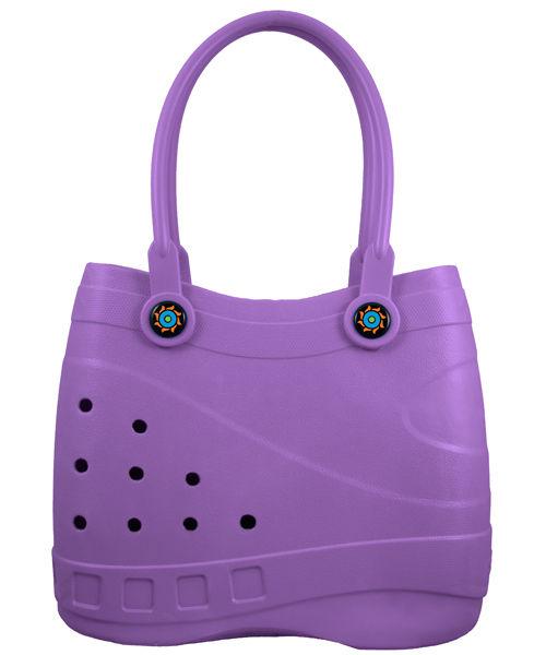Sol Tote Purple