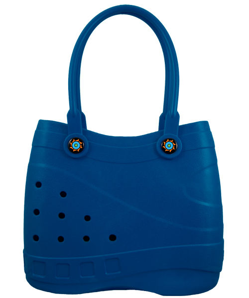 Sol Tote Royal Blue
