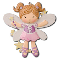 Ornament Make Fairy