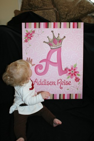 Custom Canvas Addison Crown