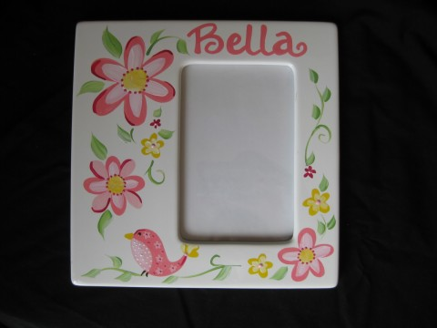 Picture Frame 5x7 Ceramic Addison
