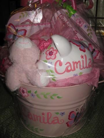 Gift Basket Camilla