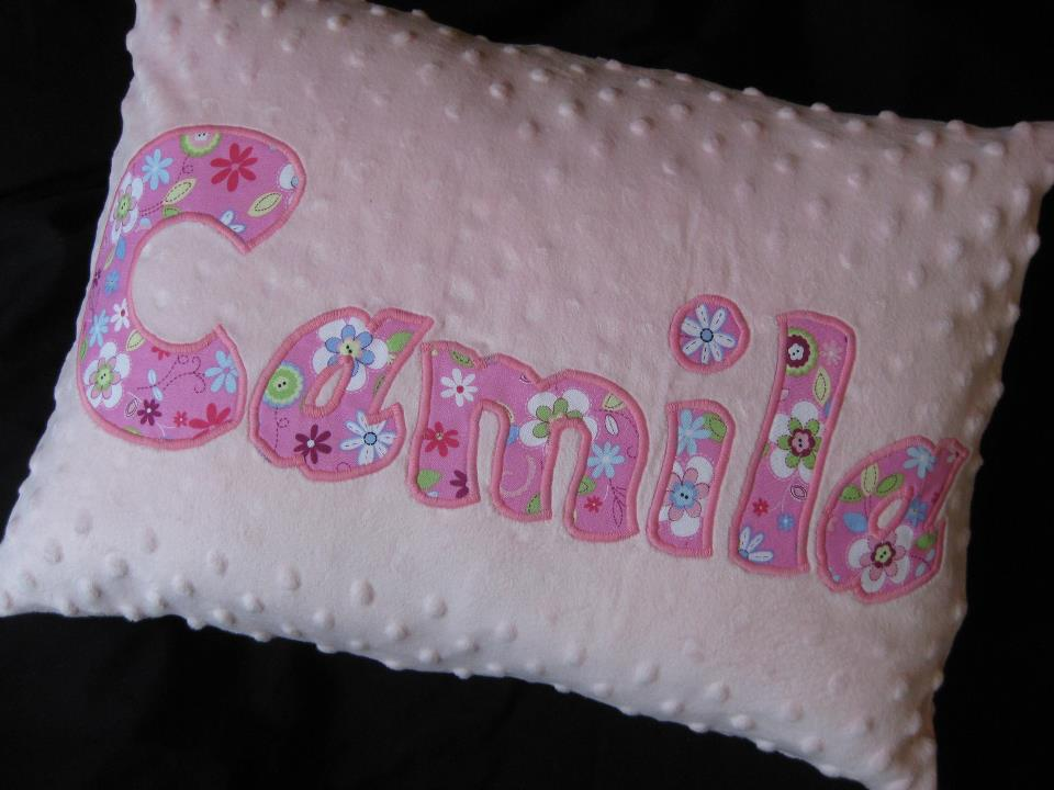 Personalized Pillow Camila