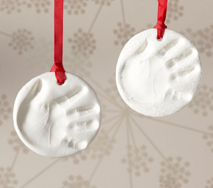 Ornament Make your own Hand Print