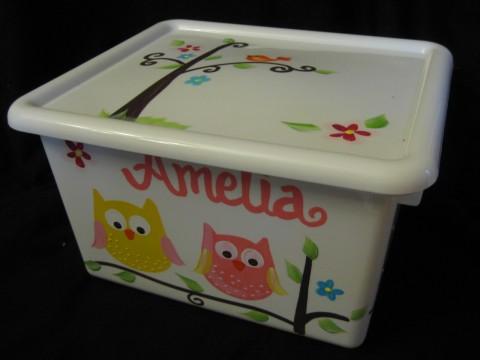 Junk Box Dena Owl