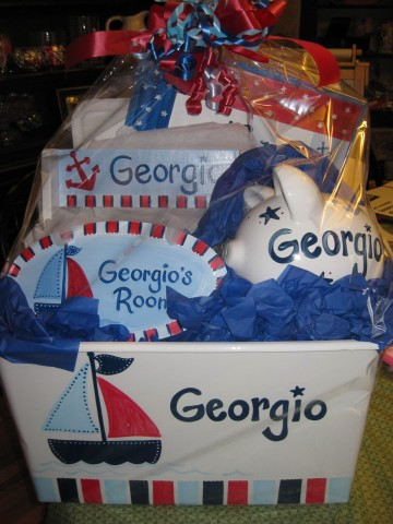 Gift Basket Georgio