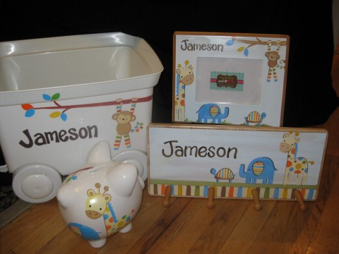 Gift Basket Jameson Jungle