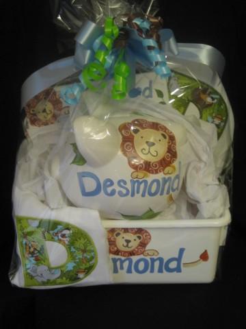 Gift Basket Lion