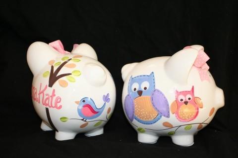 Piggy Bank Hayley