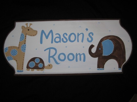 Room Sign Jake