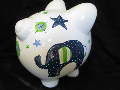 Piggy Bank Jumbo the Elephant