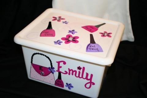 Junk Box Emily Diva