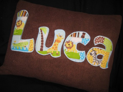 Personalized Pillow Luca