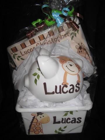 Gift Basket Junk Box Cocoa