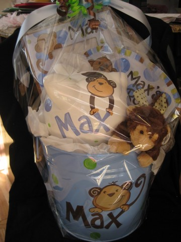 Gift Basket Max Monkey