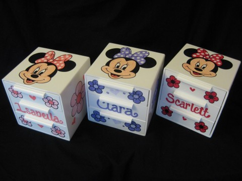 Jewelry Box Minnie Mouse