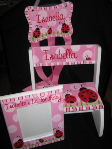 Gift Set Miss Ladybug Collection
