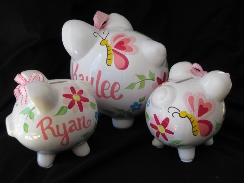 Piggy Bank SMALL Trivoli