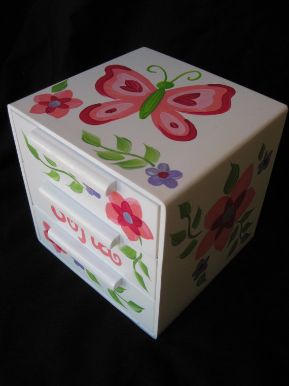 Jewelry Box Sofia Butterfly