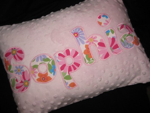 Personalized Pillow Sophia