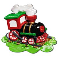Ornament Train