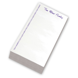 Stationery Family Pride List Refill
