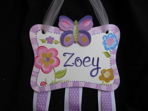 Bow holder Zoey